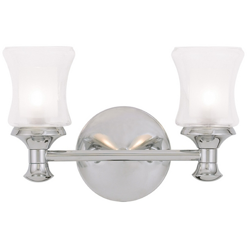 Livex Lighting Livex Lighting Randolph Chrome Bathroom Light 1462-05