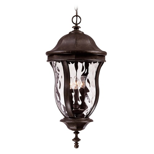Savoy House Savoy House Walnut Patina Outdoor Hanging Light KP-5-306-40