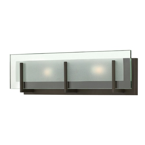 Hinkley Lighting Hinkley Lighting Latitude Oil Rubbed Bronze LED Bathroom Light 5652OZ-LED