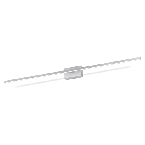 Kuzco Lighting Kuzco Lighting Vega Minor Brushed Nickel LED Vertical Bathroom Light VL18248-BN