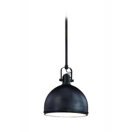 Hudson Valley Lighting Modern Pendant Light in Old Bronze Finish 8011-OB