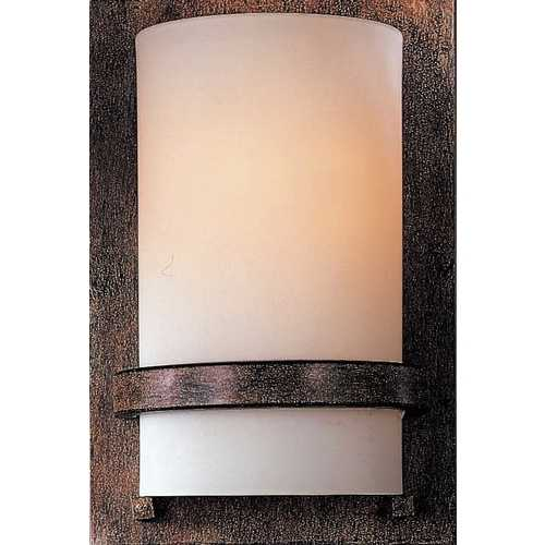 Minka Lavery Sconce with Etched Opal Glass 342-357