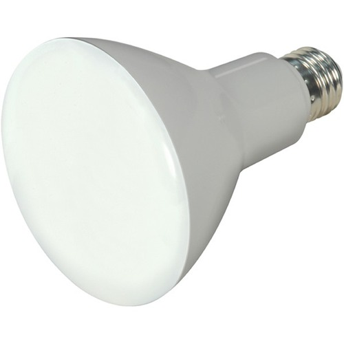 Satco Lighting 9.5W Medium Base LED Bulb BR30 105 Degree Beam Spread 750LM 2700K Dimmable S9620