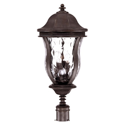 Savoy House Savoy House Walnut Patina Post Light KP-5-308-40