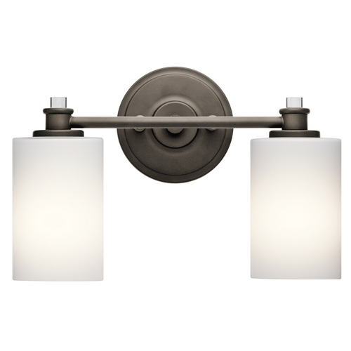 Kichler Lighting Kichler Lighting Joelson Olde Bronze LED Bathroom Light 45922OZL16