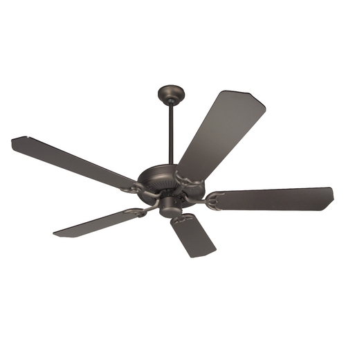 Craftmade Lighting 52-Inch Ceiling Fan with Five Blades CD52OB/BCD5OB