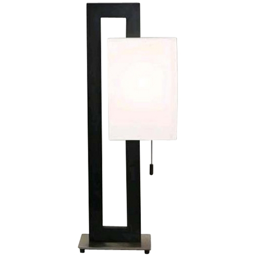 Lite Source Lighting 30-Inch Rectanglar Table Lamp LS-2836