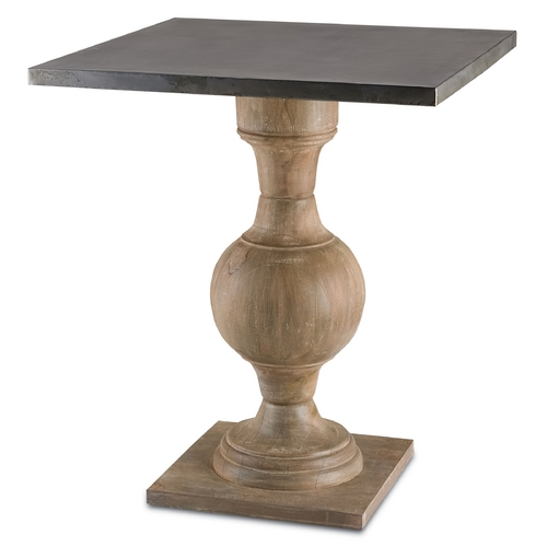 Currey and Company Lighting Currey and Company Lighting Natural Antique Coffee & End Table 3164