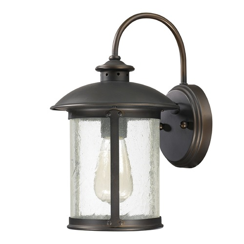Capital Lighting Capital Lighting Dylan Old Bronze Outdoor Wall Light 9561OB