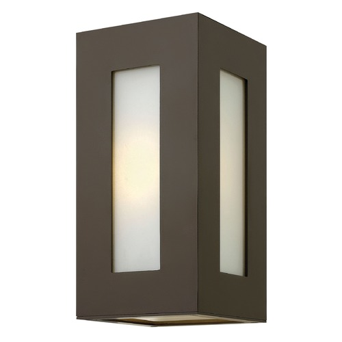 Hinkley Lighting Hinkley Lighting Dorian Bronze LED Outdoor Wall Light 2190BZ-LED