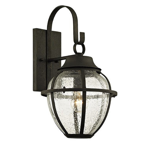 Troy Lighting Troy Lighting Bunker Hill Vintage Bronze Outdoor Wall Light B6451