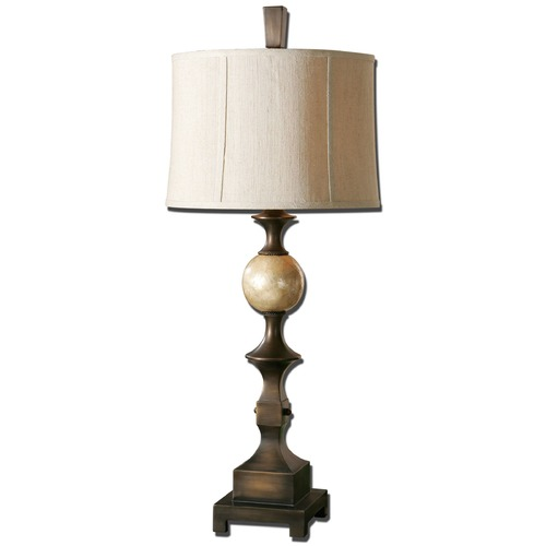 Uttermost Lighting Uttermost Tusciano Bronze Table Lamp 27390