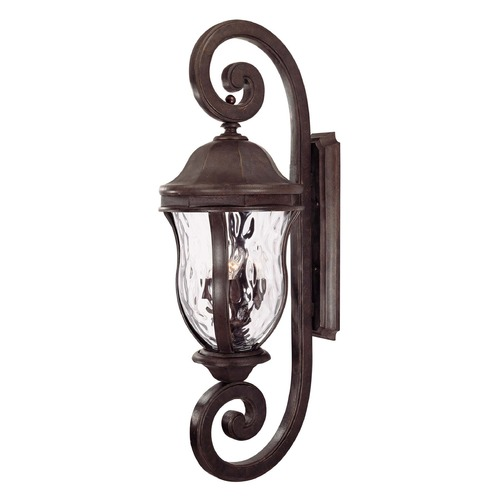 Savoy House Savoy House Walnut Patina Outdoor Wall Light KP-5-311-40