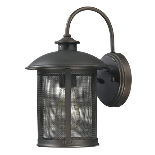 Capital Lighting Capital Lighting Dylan Old Bronze Outdoor Wall Light 9611OB