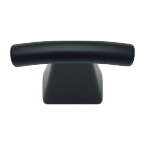 Atlas Homewares Modern Cabinet Knob in Black Finish 305-BL