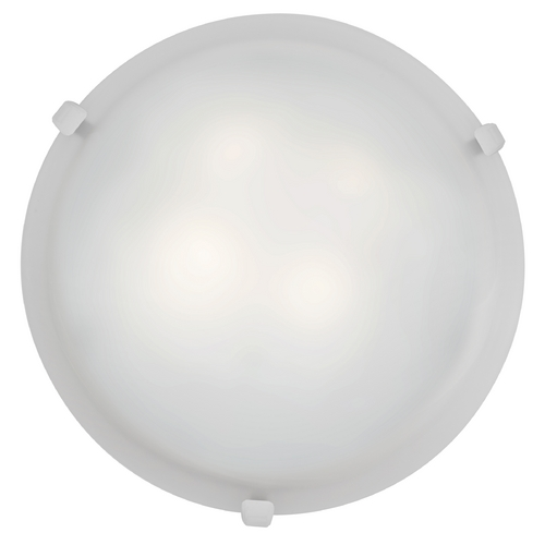 Access Lighting Access Lighting Mona White Flushmount Light 23020-WH/WH