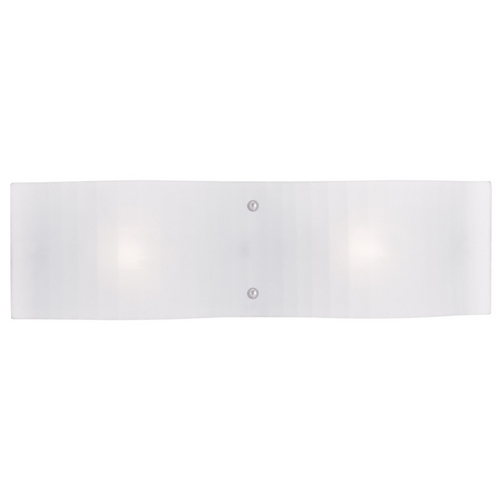 Livex Lighting Livex Lighting Luna Chrome Bathroom Light 1432-05