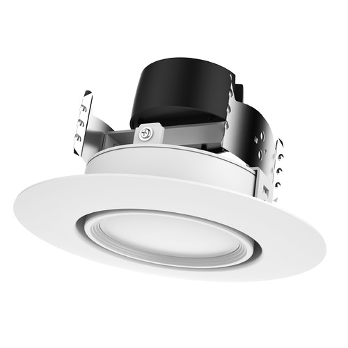 Satco Lighting Satco Lighting White LED Retrofit Module with 4000 Color Temp and 630Lumens S9465