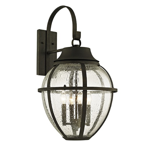 Troy Lighting Troy Lighting Bunker Hill Vintage Bronze Outdoor Wall Light B6453