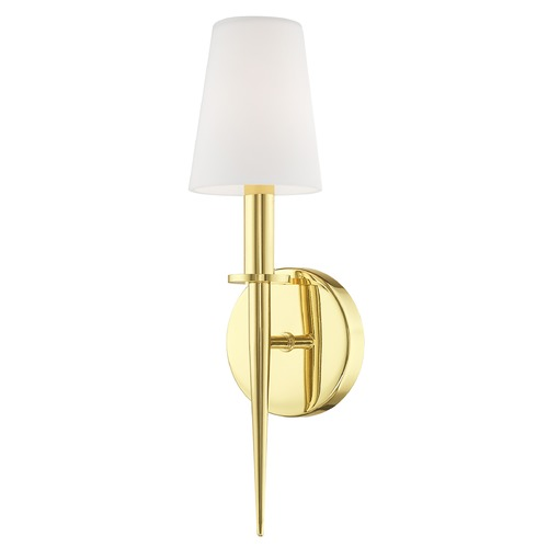 Livex Lighting Livex Lighting Witten Polished Brass Sconce 41692-02