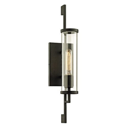 Troy Lighting Troy Lighting Park Slope Forged Iron Outdoor Wall Light B6461