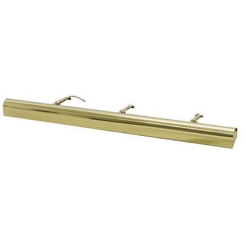 House of Troy Lighting Picture Light in Polished Brass Finish T42-61
