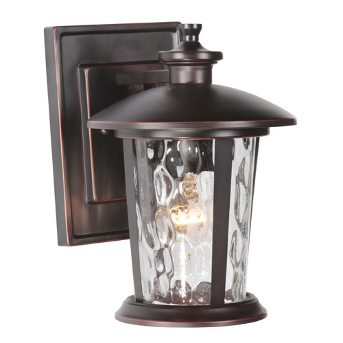 Craftmade Lighting Craftmade Lighting Summerhays Oiled Bronze Gilded Outdoor Wall Light Z7104-88