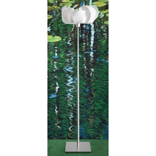 Oggetti Lighting Oggetti Lighting Ninfea Aluminum Floor Lamp 33-401/PL