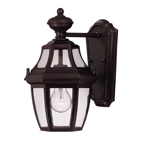 Savoy House Savoy House English Bronze Outdoor Wall Light 5-490-13