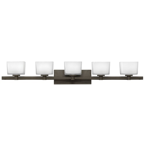 Hinkley Lighting Hinkley Lighting Taylor Buckeye Bronze Bathroom Light 5025KZ