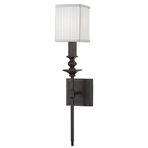 Hudson Valley Lighting Towson 1 Light Sconce Square Shade - Old Bronze 8911-OB