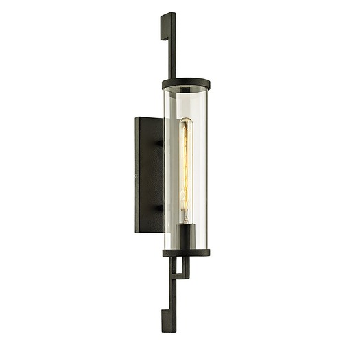 Troy Lighting Troy Lighting Park Slope Forged Iron Outdoor Wall Light B6462