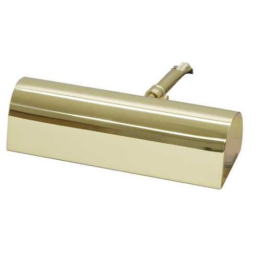 House of Troy Lighting Picture Light in Polished Brass Finish T8-61