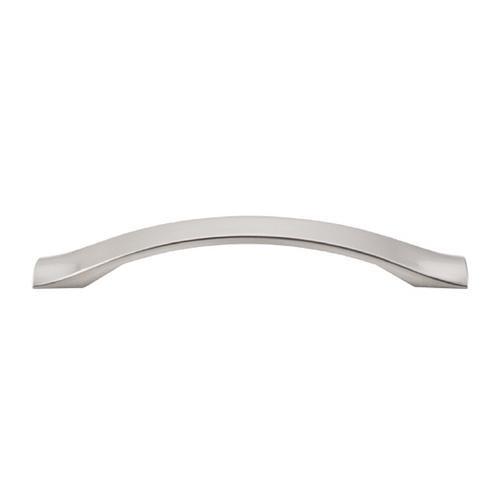 Top Knobs Hardware Modern Cabinet Pull in Brushed Satin Nickel Finish M1176