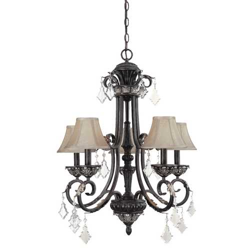 Dolan Designs Lighting Five-Light Chandelier 2109-148