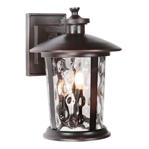 Craftmade Lighting Craftmade Lighting Summerhays Oiled Bronze Gilded Outdoor Wall Light Z7114-88