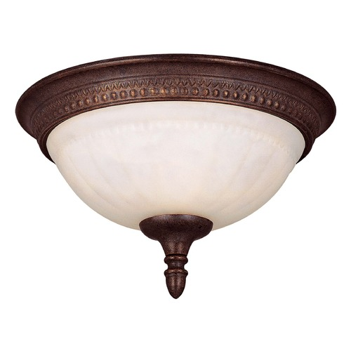 Savoy House Savoy House Walnut Patina Flushmount Light KP-6-506-11-40