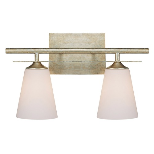 Capital Lighting Capital Lighting Soho Winter Gold Bathroom Light 1737WG-122