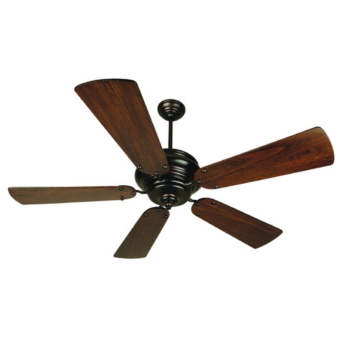 Craftmade Lighting Craftmade Lighting Townsend Oiled Bronze Ceiling Fan Without Light K10772