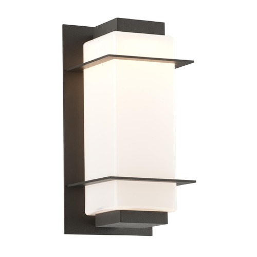 Troy Lighting Troy Lighting Paradox Bronze LED Outdoor Wall Light BL4601BZ
