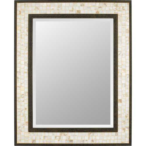 Quoizel Lighting Monterey Mosaic Rectangle 24-Inch Quoizel Mirror MY430241ML