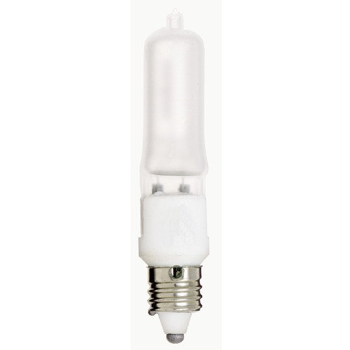Satco Lighting Halogen T4 Light Bulb Mini Can Base 2900K 120V Dimmable S3182