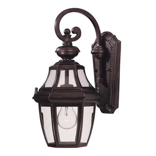 Savoy House Savoy House English Bronze Outdoor Wall Light 5-491-13