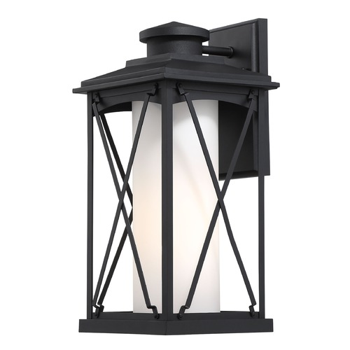 Minka Lavery Minka Lavery Lansdale Black Outdoor Wall Light 72683-66