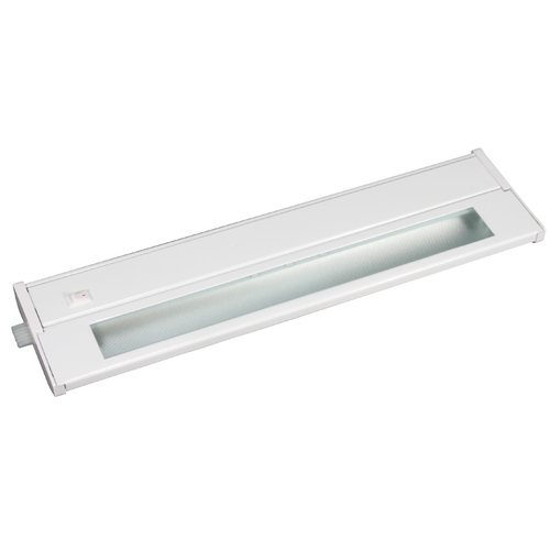 American Lighting 14-Inch Fluorescent Under Cabinet Light 043T-14-WH