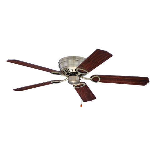 Hugger Ceiling Fans Without Light: Craftmade Lighting Pro Universal Hugger Antique Brass