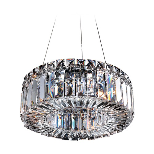 Allegri Lighting Rondelle 12in Round Pendant 11702-010-FR001