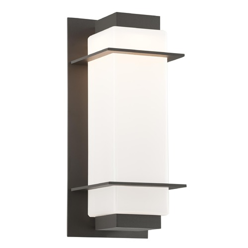 Troy Lighting Troy Lighting Paradox Bronze LED Outdoor Wall Light BL4602BZ