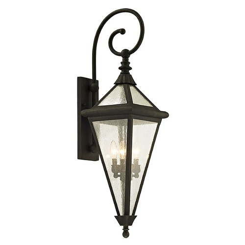 Troy Lighting Troy Lighting Geneva Vintage Bronze Outdoor Wall Light B6473