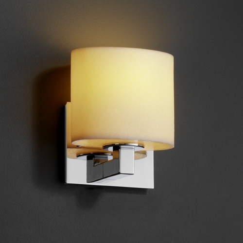 Justice Design Group Justice Design Group Candlearia Collection Sconce CNDL-8931-30-CREM-CROM